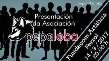 Presentación da Asociación Pepa Loba