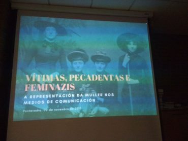 WARMING UP IN PONTEVEDRA: WOMEN IN THE MEDIA