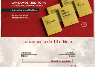 NACE 13 EDITORA!!