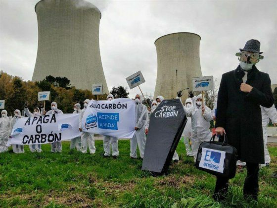 THE FUTURE OF GALICIA WILL BE WITHOUT COAL