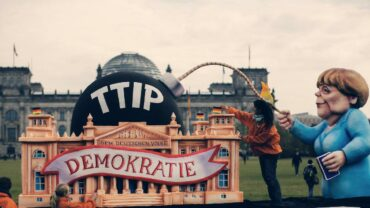 TTIP: THE PARLIAMENT REJECTS IT, THE COUNCIL IMPOSES IT