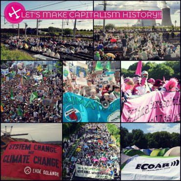 ENDE GELAENDE: WE BEGIN THE ACTION!