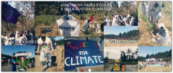 CAMP IN GÁS: UN NOVO PASO CARA Á ESCALADA DE ACCIÓN