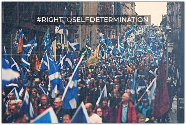 SCOTLAND: THE RIGHT OF SELF-DETERMINATION