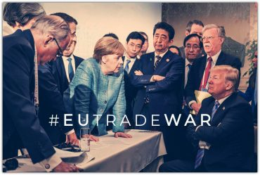 THE EUROPEAN UNION AT (TRADE) WAR