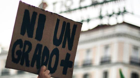 COP25: SALVAR O ACORDO DE PARÍS