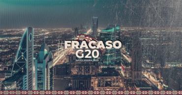 G20: UNHA DERROTA PARA RIAD