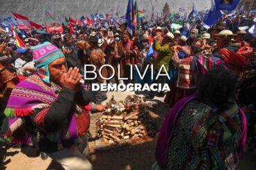 O MAS VOLVE GAÑAR EN BOLIVIA