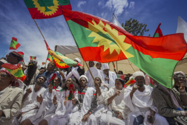ETHIOPIA: ETHNIC NATIONALISMS AS A POLITICAL TOOL