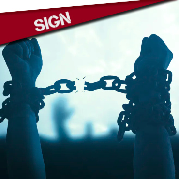 SIGN : BREAK THE CHAINS