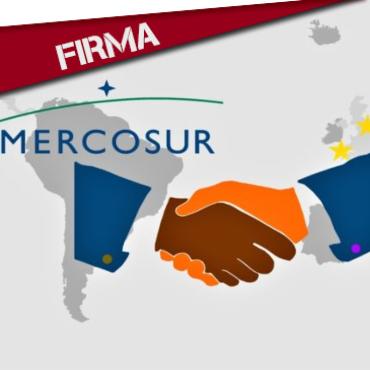 FIRMA: ¡NO AL TRATADO DE LIBRE COMERCIO UE-MERCOSUR!