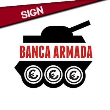 PUT PRESSURE: ARMED BANKING