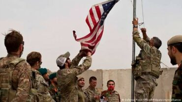 AFGHANISTAN: ANOTHER DEFEAT FOR NATO AND THE US