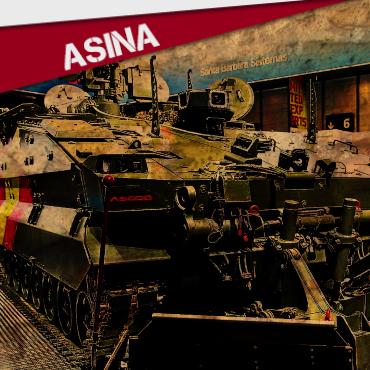 ASINA: CONTRA A VENDA DE ARMAS DE ESPAÑA