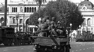 A 45 AÑOS DEL GOLPE DE ESTADO EN ARGENTINA