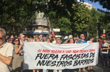 LOS BARRIOS CONTRA EL FASCISMO
