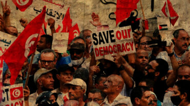 """TUNISIAN PRESIDENT SAIED ACCUSED OF GIVING A """"SOFT COUP"""""""