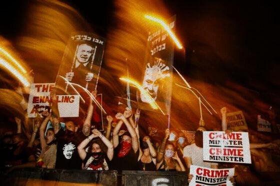 CRISE POLÍTICA EN ISRAEL: SEN NOTICIAS PARA PALESTINA