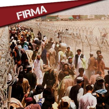 FIRMA: POR LA APERTURA DE FRONTERAS EN AFGANISTÁN