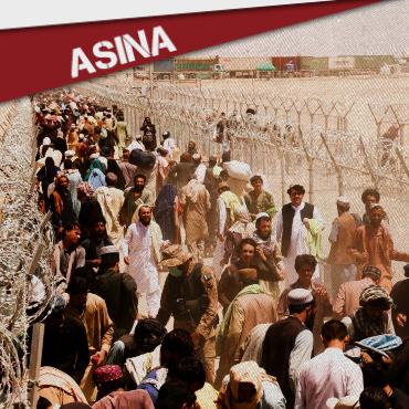 ASINA: POLA APERTURA DE FRONTEIRAS EN AFGANISTÁN